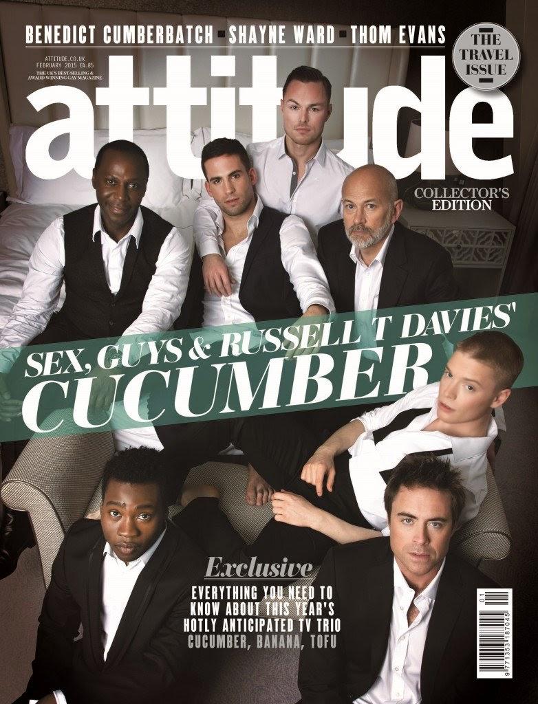 Attitude Cucumber Cast