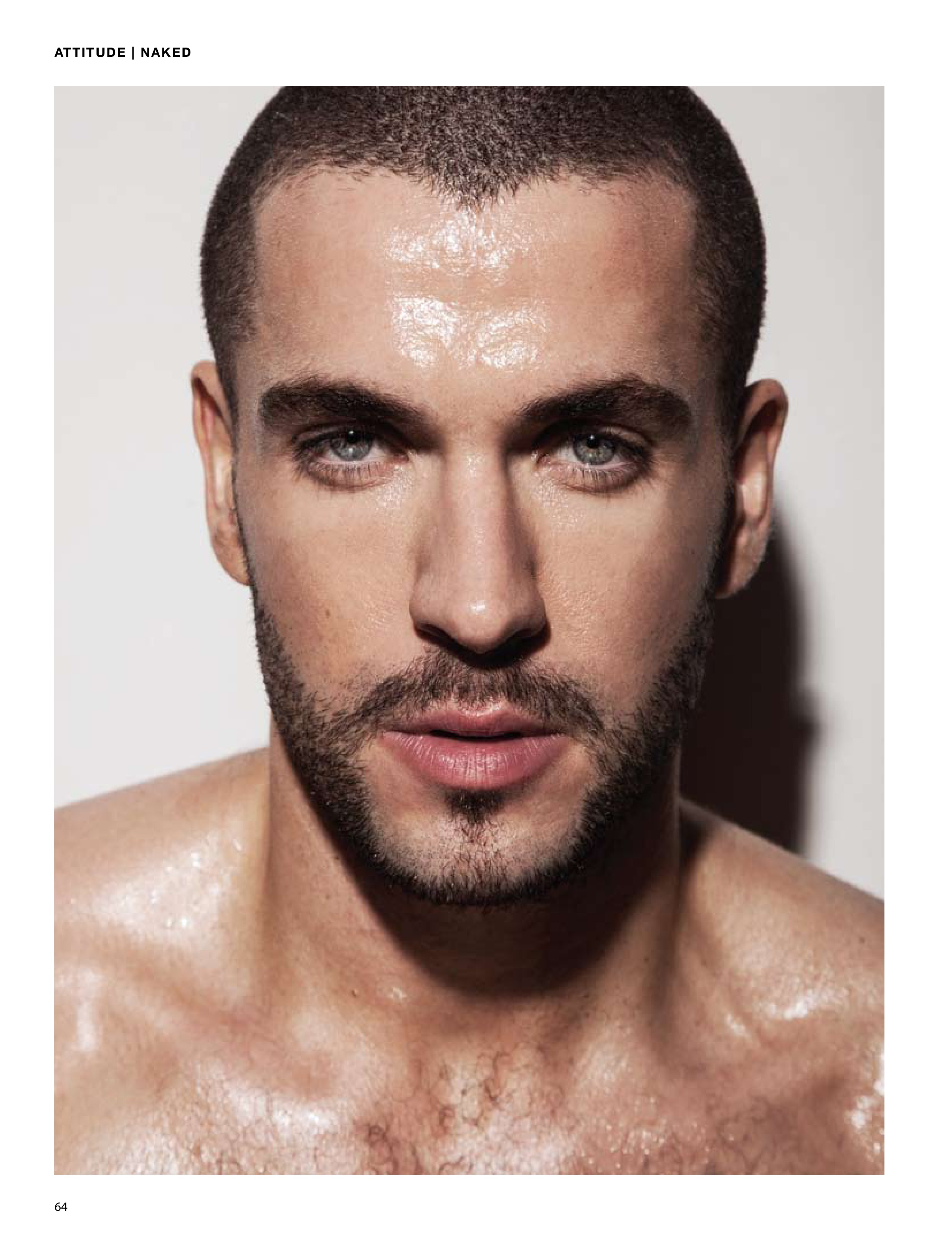 Attitude Magazine Feb 2013 SHAYNE WARD