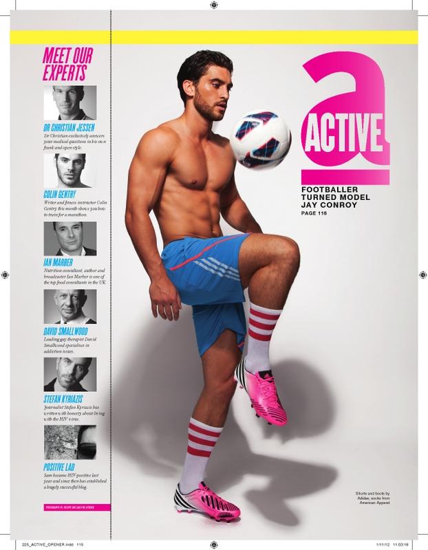 Attitude Magazine 2012