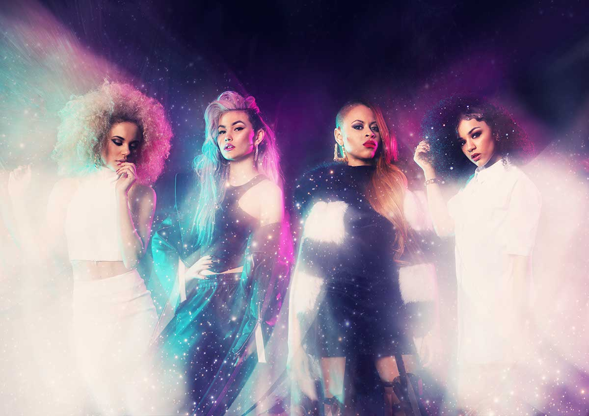 Neon Jungle XO Magazine