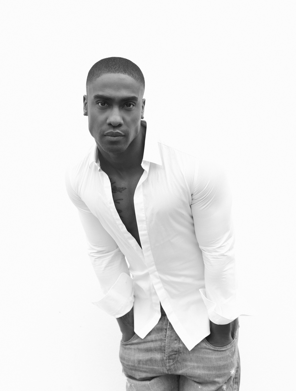 SIMON WEBBE from Blue