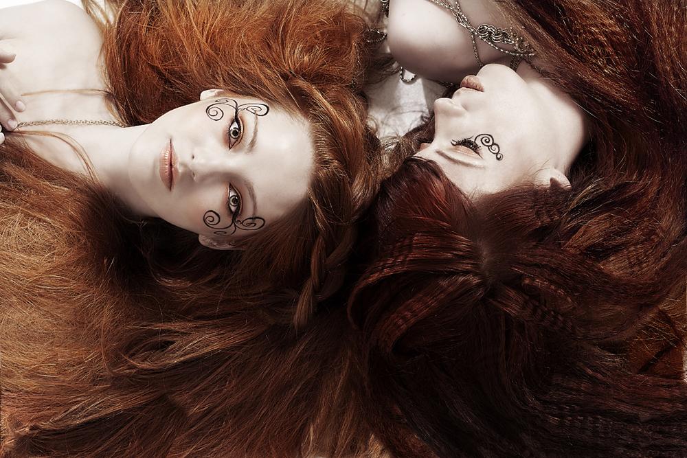 Photography by GEORGINA BOLTON KING Hair: PEACHES DIAMOND