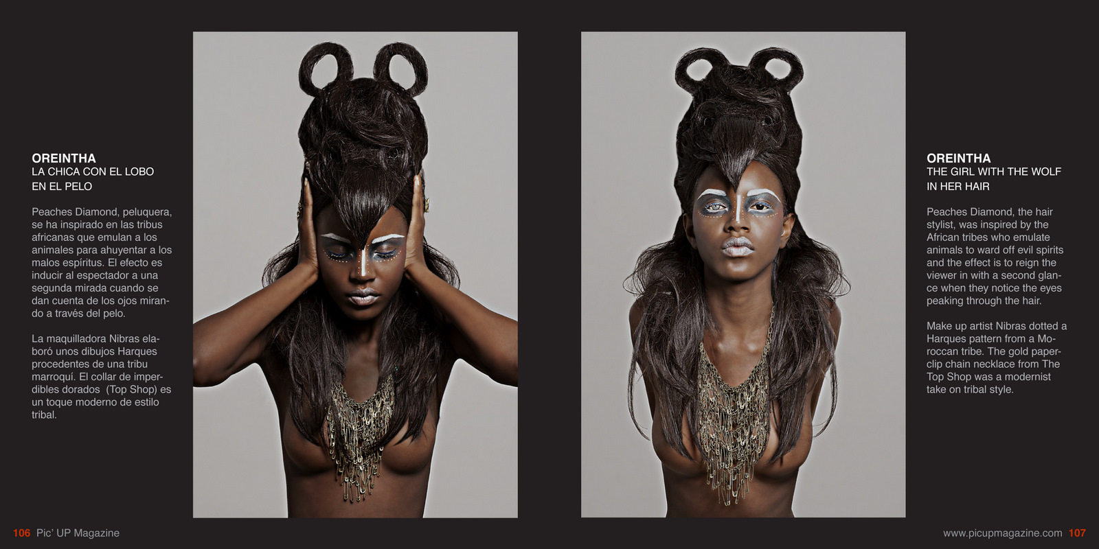 Pic'UP Magazine Issue 05 Photography by GEORGINA BOLTON KING