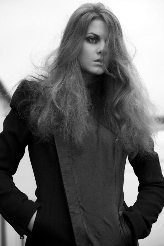 Photography by JOSEPH SINCLAIR Hair: MARK SMITH Clothing: TODD LYNN