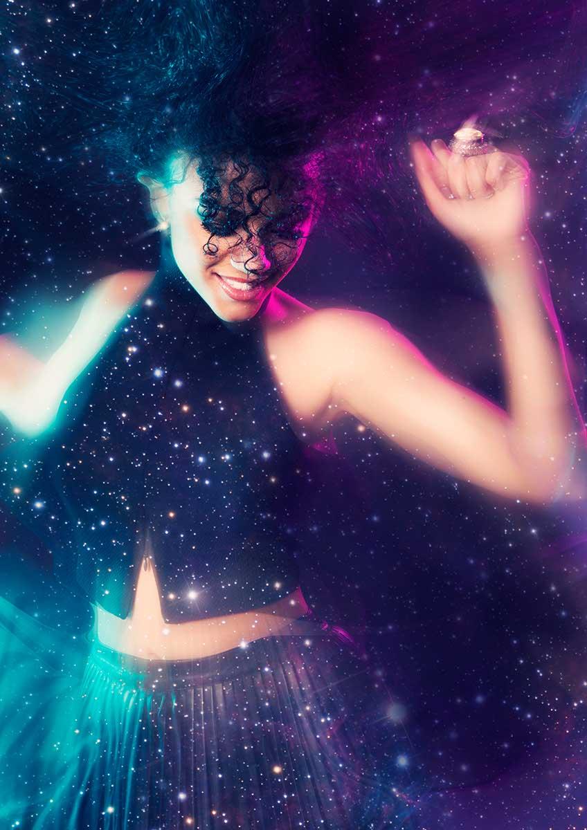 Neon Jungle XO Shereen Magazine
