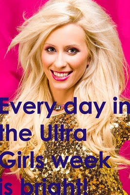 AMY THE ULTRA GIRLS