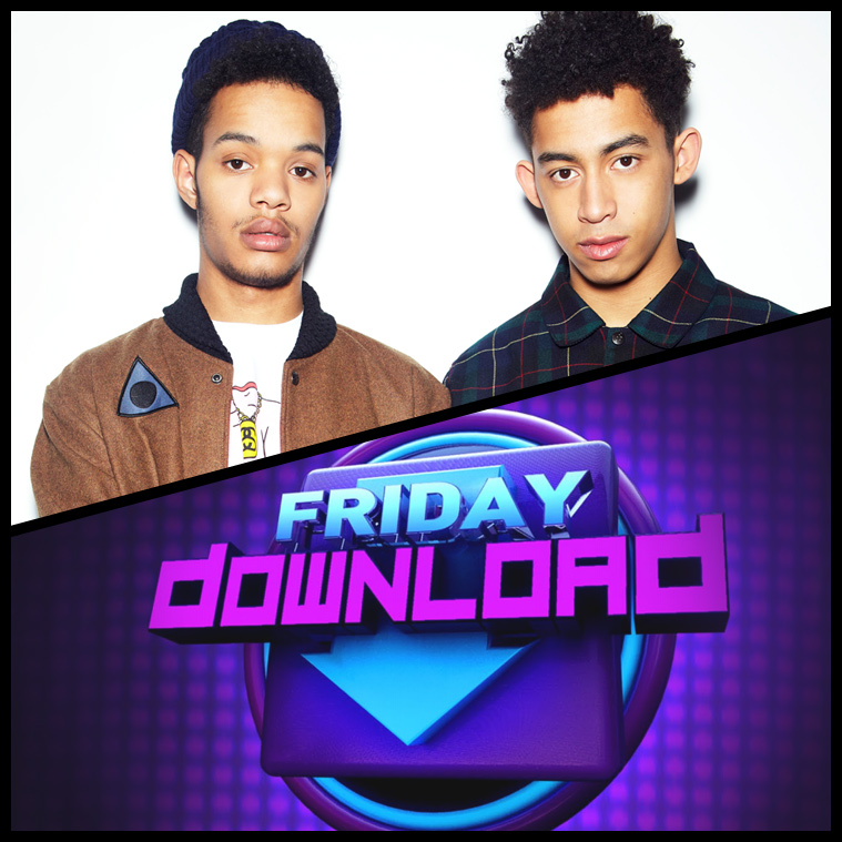 RIZZLE KICKS Friday Download