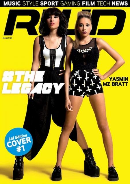 YASMIN AND MZ BRATT RWD Issue 123 The Legacy