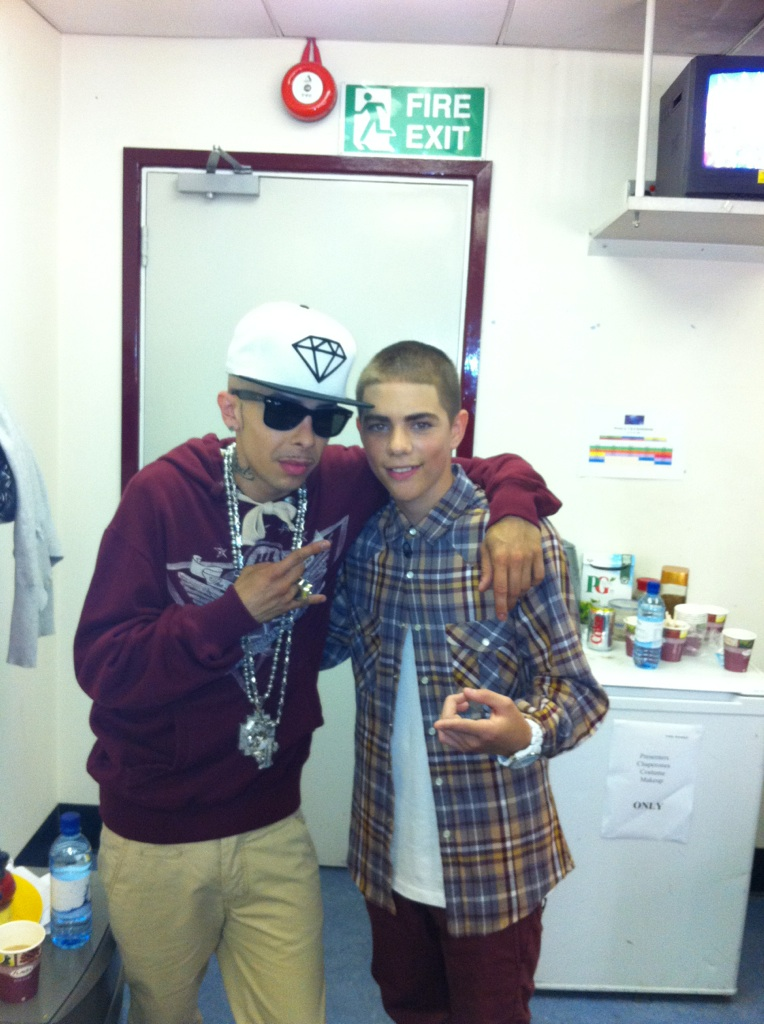 DAPPY and AIDAN SHAW on Friday Download